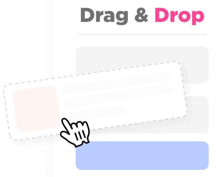 Drag-n-Drop Quiz Builder