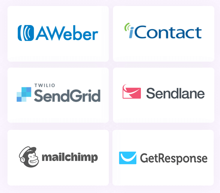 Top Autoresponder Integrations
